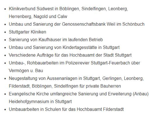 Pflasterarbeiten in  Holzgerlingen
